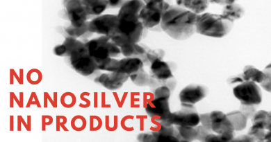 WVE campaigns against nanosilver in menstrual products